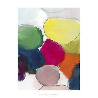 The Party I Poster Print by Jodi Fuchs (13 x 19)