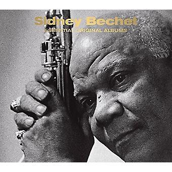 Sidney Bechet - Essential Original Albums [CD] USA import