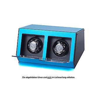 Portax winders Argent 2 watches blue 1003123005