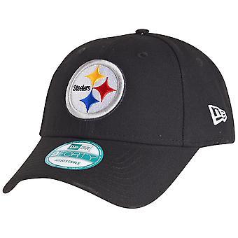Nowa era 9Forty Cap - LIGI NFL Pittsburgh Steelers czarny