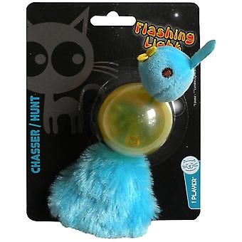 Agrobiothers Bird Flash Flicker Buddy Cat Toy (Cats , Toys , Balls)