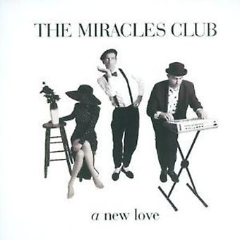 Miracles Club - New Love [Vinyl] USA import