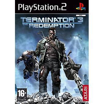 Terminator 3 Redemption (PS2) - Nouvelle usine scellée