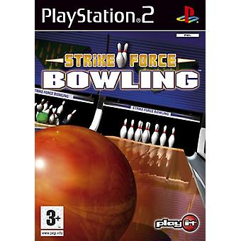 Strike Force Bowling (PS2) - Ny fabrik forseglet