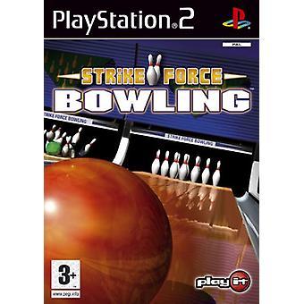 Strike Force Bowling (PS2) - Ny fabrik förseglad
