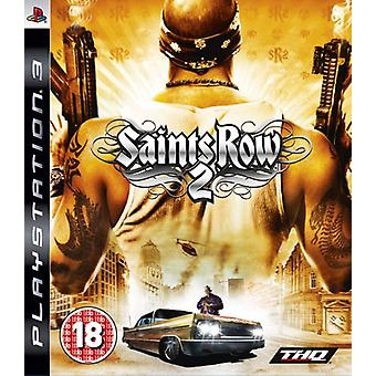 Saints Row 2 (PS3) - Nouveau