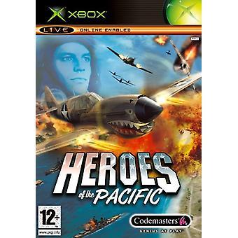 Tyynenmeren sankarit (Xbox) - Uusi