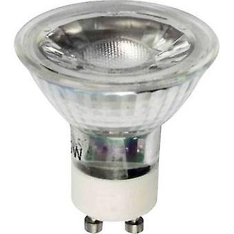 LightMe LM85114 LED (monochrome) EEC A+ (A++ - E) GU10 Reflector 4.5 W = 50 W Warm white (Ø x L) 49.50 mm x 52 mm 1 pc(s)