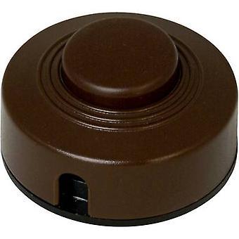 Interruptor de pie Kopp 191852084 + retenedor marrón 1 x/2 1 PC