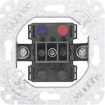 Sygonix Insert Toggle switch, Control switch SX.11 33524X