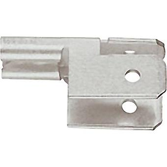 Klauke 775 Distributor terminal Connector width: 6.3 mm Connector thickness: 0.8 mm 90 ° Not insulated Metal 1 pc(s)