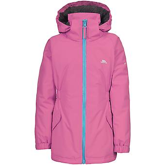 Trespass Childrens Girls Wonder Waterproof Jacket