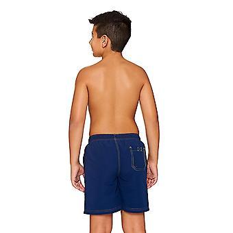 Zoggs Boys' Superman Water Shorts, Navy