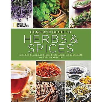 Guide complet géographique national aux herbes et épices - remèdes - Se