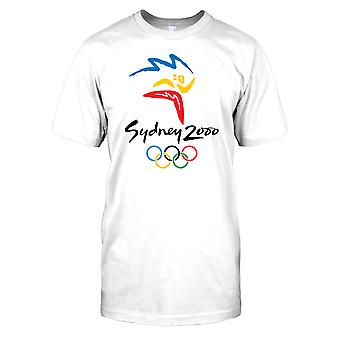 Sydney 2000 kesäolympialaiset-Australia Miesten T-paita