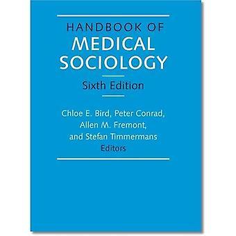 Manuel de sociologie médicale, sixième édition