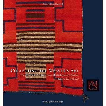 Der Weber Kunst zu sammeln: William Claflin Sammlung des südwestlichen Textilien