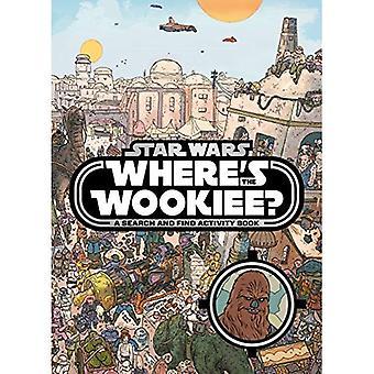 Star Wars: Wo ist der Wookiee? Suchen und finden-buchen