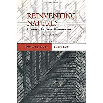 Reinventare la natura?: le risposte alla decostruzione postmoderna