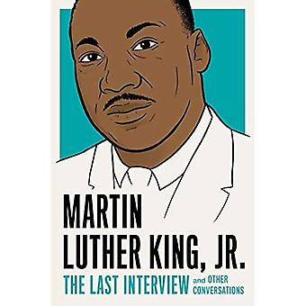 Martin Luther King, Jr: Sista intervjun