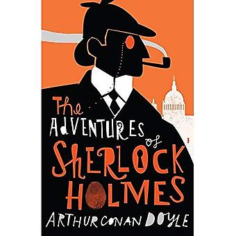 Adventures of Sherlock Holmes (Alma Childrens Classics)