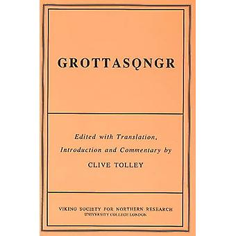 Grottasongr by Clive Tolley - 9780903521789 Book