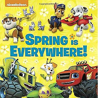 Spring Is Everywhere! (Nickelodeon) by Random House - Random House -