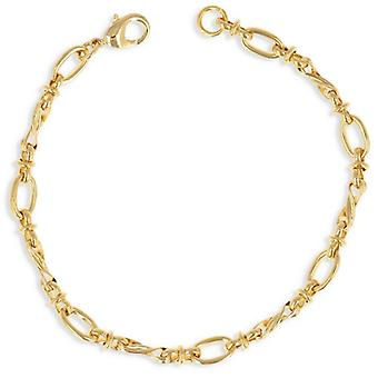 45cm Gold Plated Collar