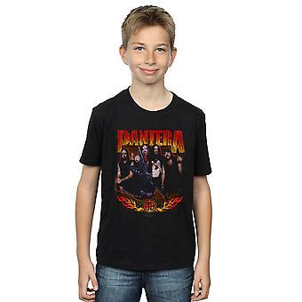 Pantera Jungen vulgär Video T-Shirt