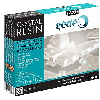 Pebeo Gedeo Crystal Resin 750ml
