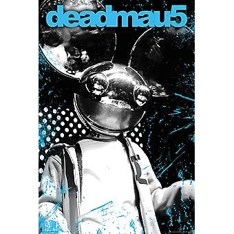 Poster - Deadmau5 - Silver Wall Art Licensed Gifts Toys 241080