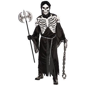 Mens crypt keeper Halloween fancy dress kostuum