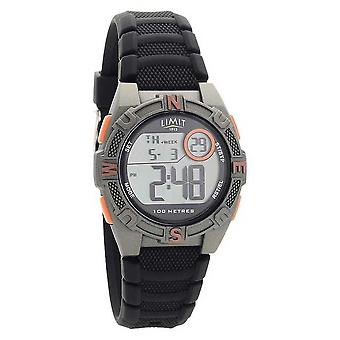 Limit Mens Black Rubber Strap Digital/Analogue 5695.71 Watch