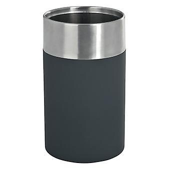Wenko tumbler creta czarny (akcesoria łazienkowe, uchwyt na szczoteczki do zębów)
