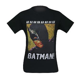 Adam West Batman NA NA Tribute Mężczyźni&s T-Shirt