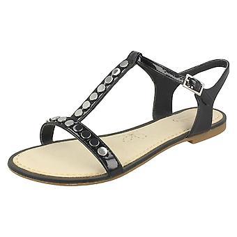 Mesdames Clarks t cloutés sandales voile Festival