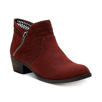 American Rag Womens Abby1 Fabric Closed Toe Ankle Fashion Boots