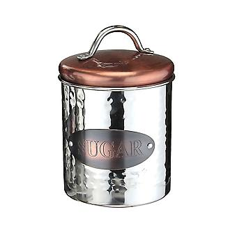 Apollo Copper Sugar Canister