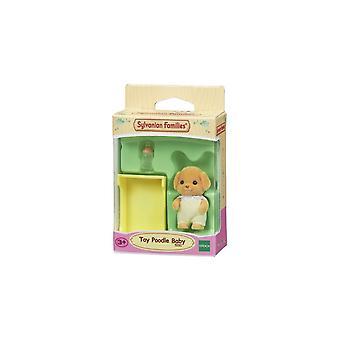 Sylvanian Families Toy Poodle Bébé 5260