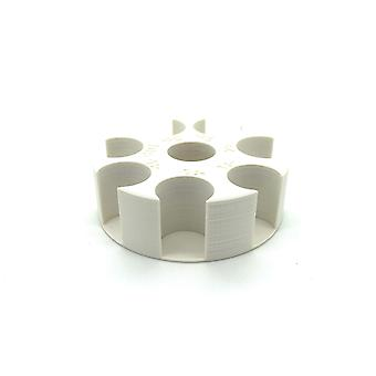 Coin holder SEK new Swedish coins white