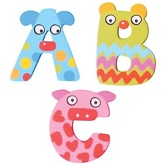 Tatiri Crazy Animals Letters