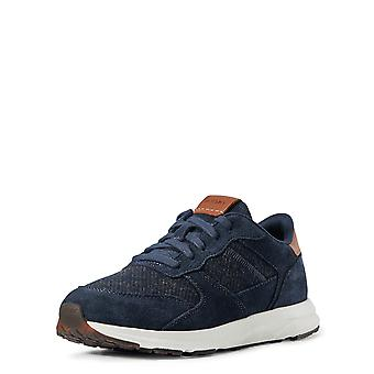 Ariat Fuse Plus Womens Mesh Trainers - Navy Blue/flannel