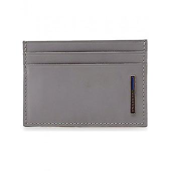 Piquadro - Accessories - Purses - PP906B2_GR2 - Men - gray,skyblue