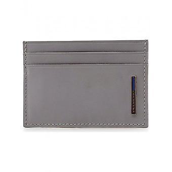 Piquadro - Accessoires - Geldtaschen - PP906B2_GR2 - Herren - gray,skyblue