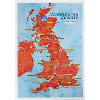Lovell Johns Adrenaline Junkies Scratch Map