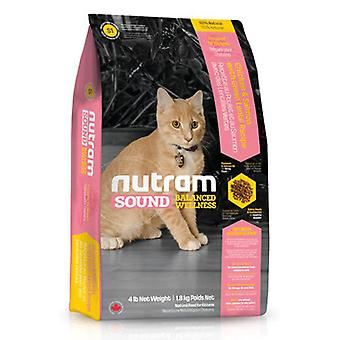 Nutram S1 naturlige killing 1,8 KG