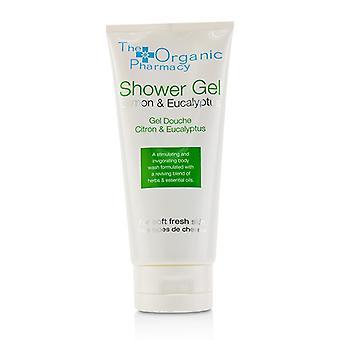 The Organic Pharmacy Lemon & Eucalyptus Shower Gel 200ml/6.8oz