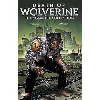 Morte de Wolverine A Coleção Completa de Charles SouleTim SeeleyKyle Higgins
