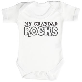 Min farfar Rocks Baby Bodysuit / Babygrow
