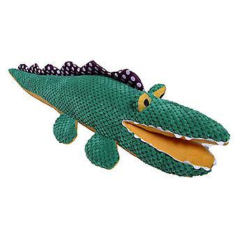 "Petlou Cute Friends Crocodile 6""- Dog Toy"